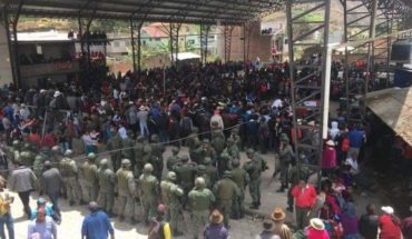 Ecuadorian government decreed curfew in strategic areas of the country