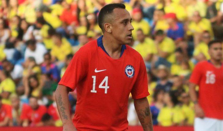"Fabián Orellana: ""I think we'll do very well in the Qualifiers"""