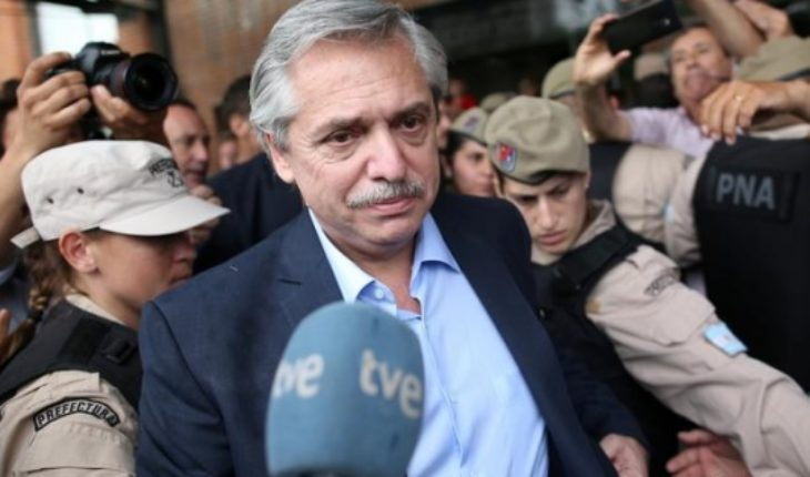 Fernández wins Argentina presidency in first round: according to first official results