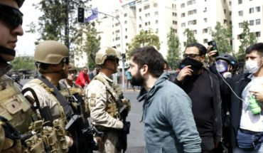 """Full opposition refuses to meet With Piñera """"as long as the state of emergency is not lifted"""""""