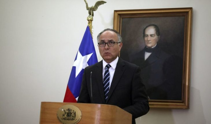 Government invited Bachelet to send a delegation to find dD status. Hh.