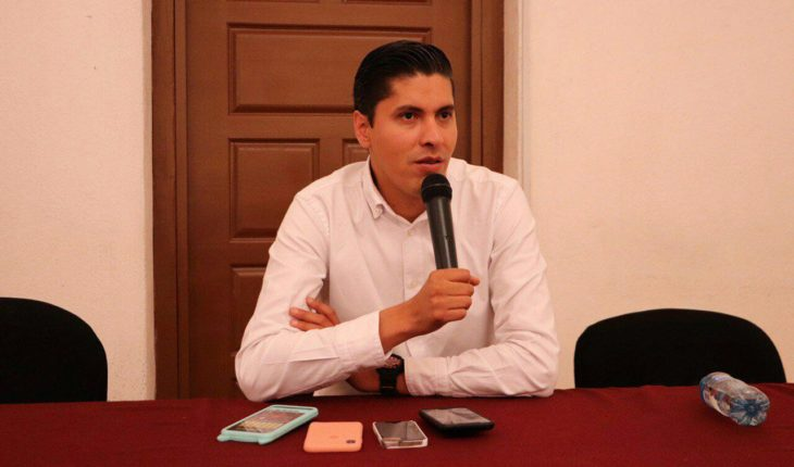 """He regretted that the """"All United by Michoacán y Guerrero"""" deal had been ignored by the President of the Republic: Javier Paredes"""