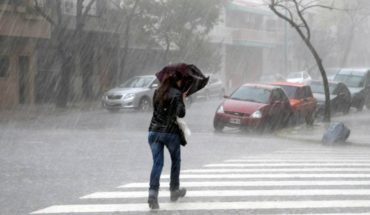 Heavy spot rains are forecast in areas of Tabasco and Chiapas