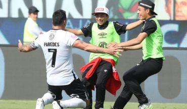 Historic Walls: Forward scores his goal 216 and Colo Colo defeats Chile's U. 3-2