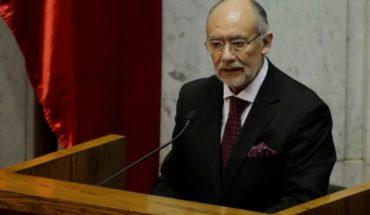 "House Speaker said they study ""payment review mechanisms"" after complaint against Eguiguren"