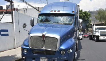 Increases 300% theft to cargo transport in mayor Benito Juárez