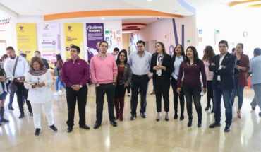 JUCOPO pays a visit to the facilities of CRIT Michoacán