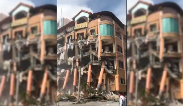 Magnitude 6.5 earthquake was recorded in the Philippines; damage to several buildings (Videos)