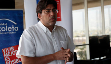 Mayor Jadue and opposition sectors condemn violent events in capital