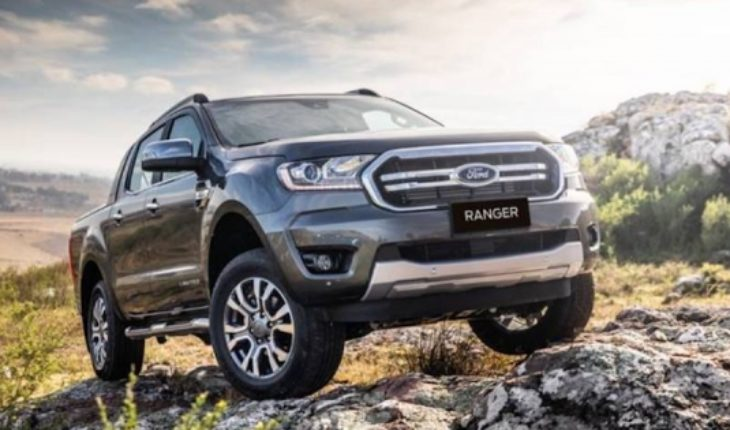 New Ranger arrives in Chile with higher level of equipment and comfort