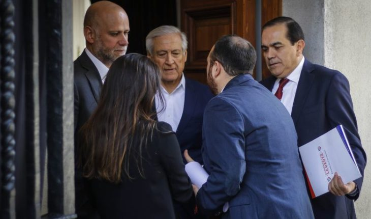 """Opposition after meeting in The Currency: """"Without new Constitution, dialogue is unconducete"""""""