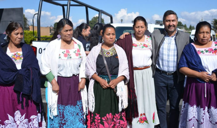 Pátzcuaro, ally in the prevention and eradication of violence against women: Candelaria Ochoa