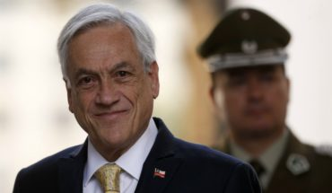 """Piñera called on Chileans to define thename between """"crime or democracy"""""""