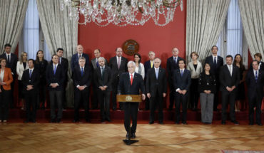 Piñera convened a cabinet council for the afternoon of this Wednesday