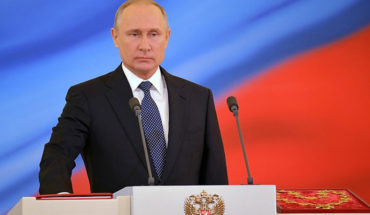 "Putin called to ""liberate"" Syria from ""foreign military presence"""
