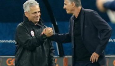 "Queiroz and friendly with Chile: ""The important thing is to win a stronger team"""