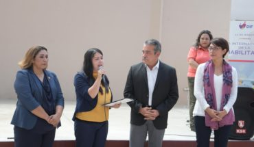 Raúl Morón Orozco appoints the new holder of the Center for the Culture of Disability of the municipality