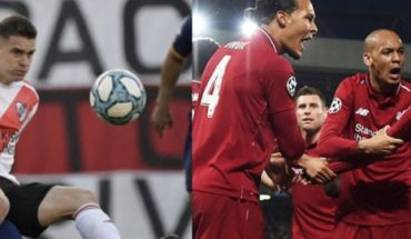 River Plate and Liverpool: Guaranteed show