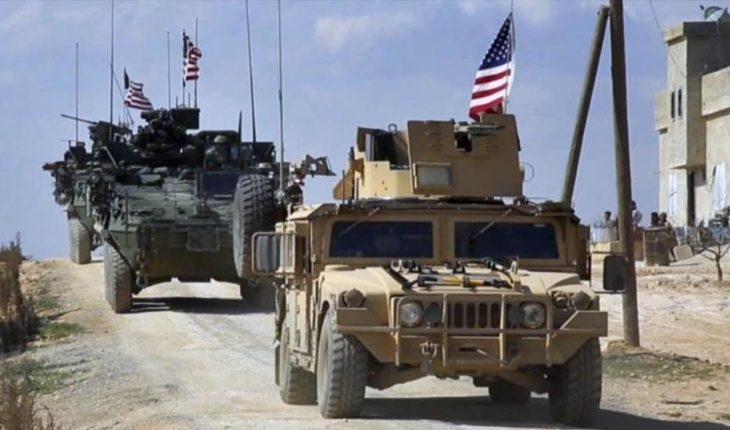 Russia accuses the US of its U.S. to Traffic Syria's Oil