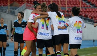 Santiago Morning goaled 5-0 to Maje's District Municipality in Copa Libertadores Femenina