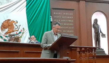 Sergio Báez proposes to improve the conditions of the michoacan roads and roads