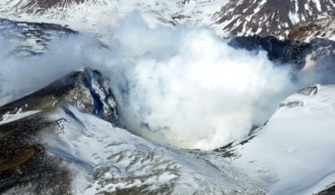 Sernageomin decrees orange alert after abnormal activity on Copahue volcano and increases exclusion radius
