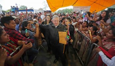 The Army has acted with respect, it is a uniformed people: AMLO
