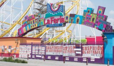 The Chapultepec Fair announces the final closure