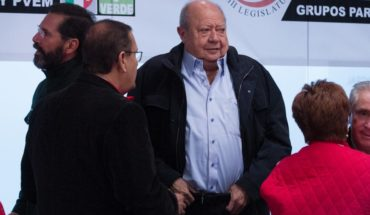 There are two complaints against Romero Deschamps: AMLO