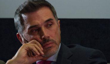 They accuse Sergio Mayer's company collecting royalties from José José