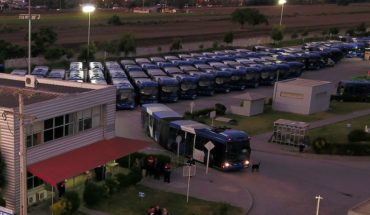 Transantiago implemented a plan to strengthen Subus's unemployment routes