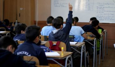 Various realities for this Monday in the country's schools: Santiago, Maipú and Providencia will not have classes