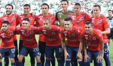 Veracruz footballers will not play this Friday for non-payments