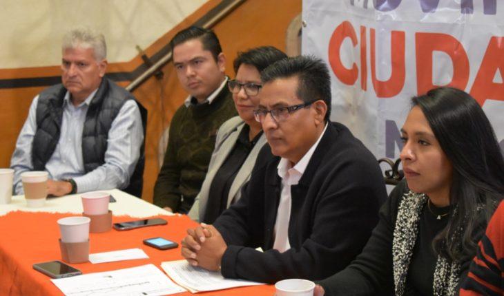 Without security you can not transform Morelia: Miguel Angel Chávez Zavala