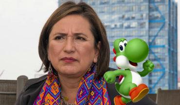 Xóchitl Gálvez proposes to implement a video game tax