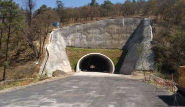 A un año de funcionar, túneles de Libramiento en Morelia tienen grietas