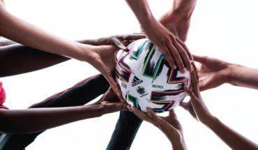 Adidas presenta Uniforia, el balón oficial para la Euro 2020