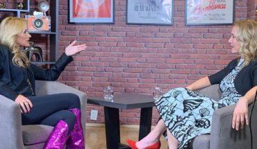 Angélica Fuentes habló sobre Chivas antes de la muerte de Jorge Vergara