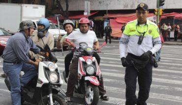 Aumenta robo de motocicletas a la par de homicidios en CDMX