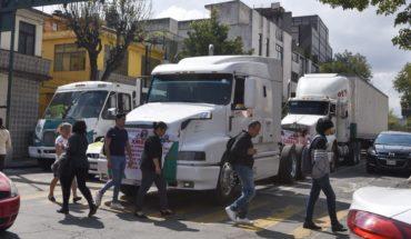 Aumentan robo a transportista con violencia y extorsión en Tlalpan