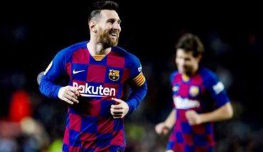 Barcelona vs Celta de Vigo: Hat-trick de Messi le da el triunfo y una enésima vida a Valverde