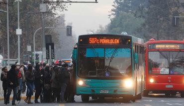 Cómo funcionará el transporte la tarde de este 30 de octubre
