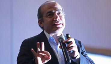 Calderón rechaza relación de su hijo con los ataques a periodistas