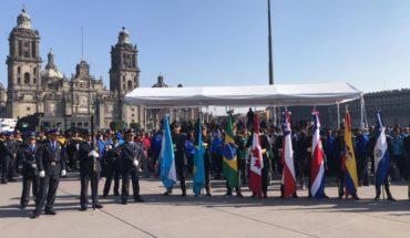 Comienza 'Olimpiada' de policías y bomberos en la CDMX