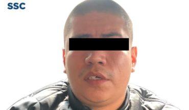Detienen al presunto actor intelectual del robo a la Casa de la Moneda