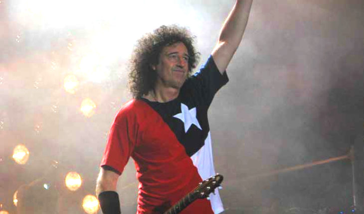 concierto chile queen 2008