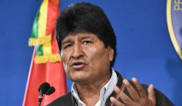 Evo Morales parte a México para obtener asilo político