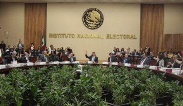 INE rechaza iniciativas que buscan perdonar deudas a partidos