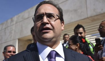 Juez vuelve a vincular a proceso Javier Duarte por peculado
