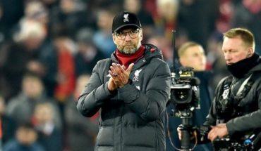 La frase irónica de Klopp por los problemas de calendario del Liverpool